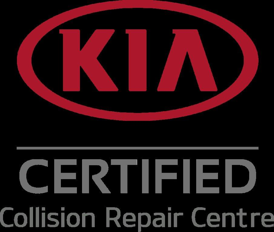 KIA Certified Collision Repair Centre